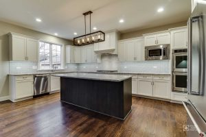 Custom construction, creating value, custom home builders, custom remodeling, granite, hardwood, stainless steel