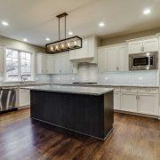 Custom construction, custom home builders, custom remodeling, granite, hardwood, stainless steel