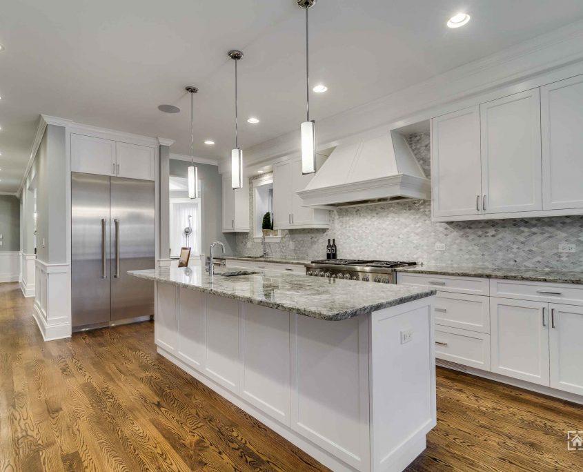 Kitchen Renovation in Chicago
