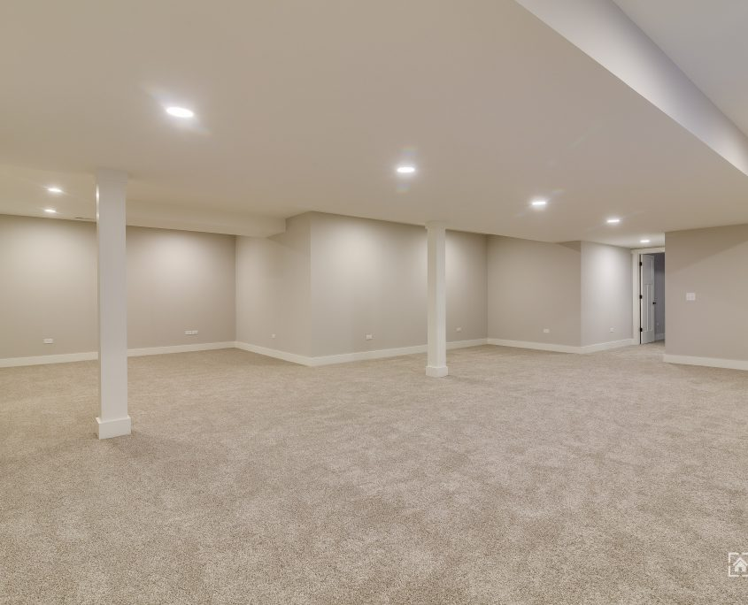 Naperville Finished Basement