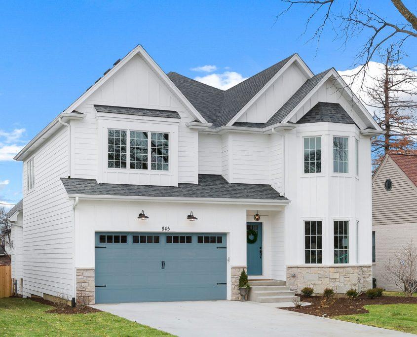 Naperville Custom Built Home