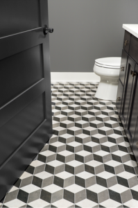 best tiles for a bathroom
