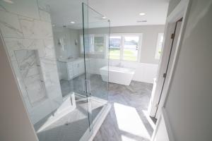 Naperville Master Bathroom