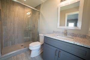 Remodeled Naperville Bathroom