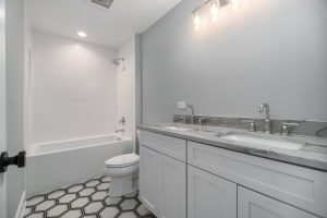Naperville Master Bathrooms